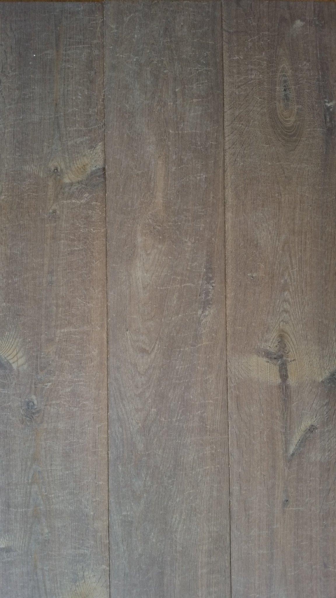 Stone washed eiken houten vloeren